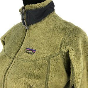 PATAGONIA Regulator Full Zip Fleece Green S